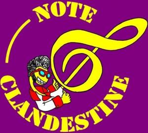 note clandestine